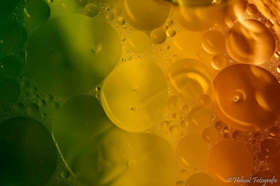 Olie & water